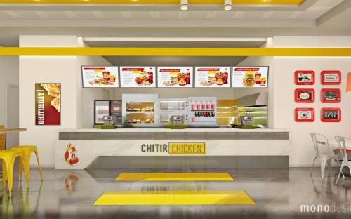 "Franchise ""Chitir chicken"""